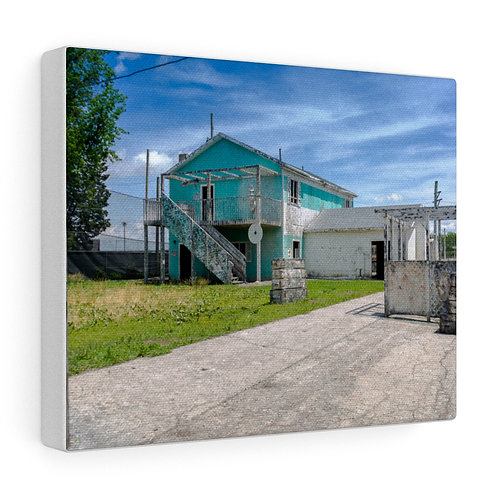 Paintball Explosion's Nuke town Canvas Gallery Wraps