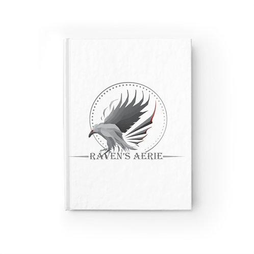 Raven's Aerie Journal - Blank