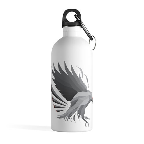 Raven Stainless Steel Water Bottle