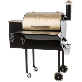treager grill
