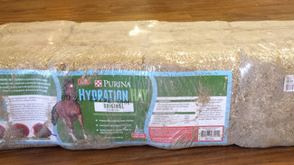 Featured Product: Purina Hydration Hay Blocks