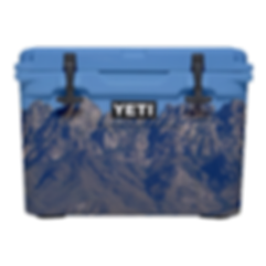 custom Yeti wrap