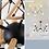 Thumbnail: 鐵藝燈體 八腳木蜘蛛 多頭吊燈組 包送貨安裝 半年保養