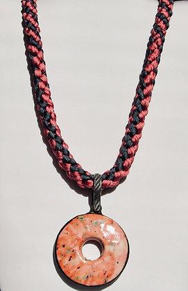 Japanese Edo Yatsu Braided Necklace