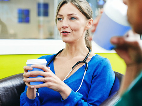 NHS hospital EcoCore cup study shows 10% drink sales and 43% cup reuse increases