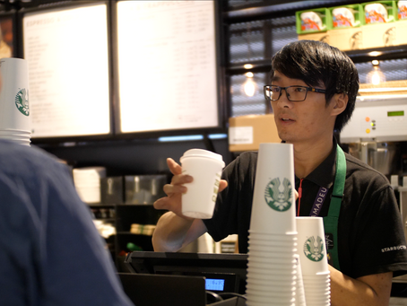 Starbucks and Subway take part in EcoCore cup deposit return scheme trial