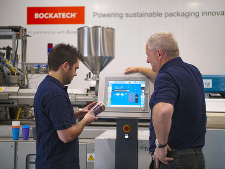 Bockatech and Trexel partner to increase benefits and scope of foamed packaging applications