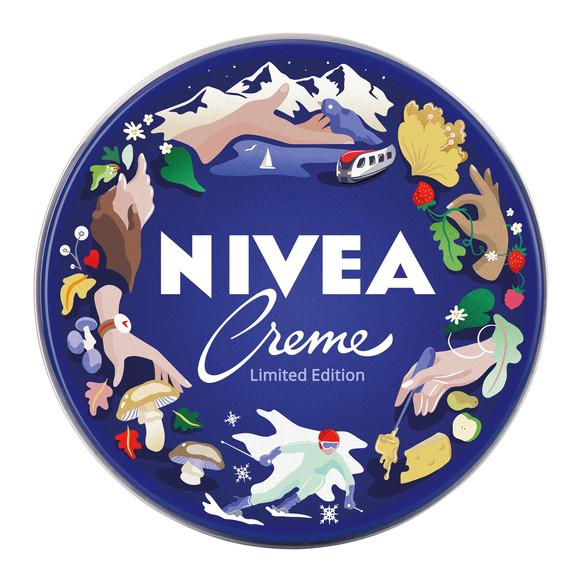 Nivea Creme Limited Edition