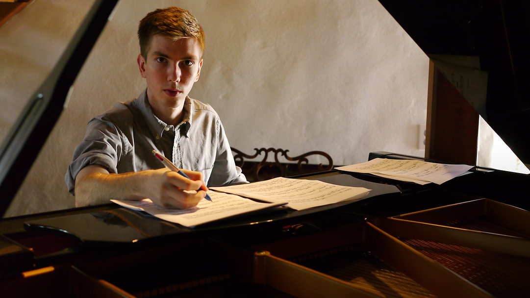 Anderson Alden - Classical Composer, Film Composer, Pianist, Percussionist, Recording Engineer