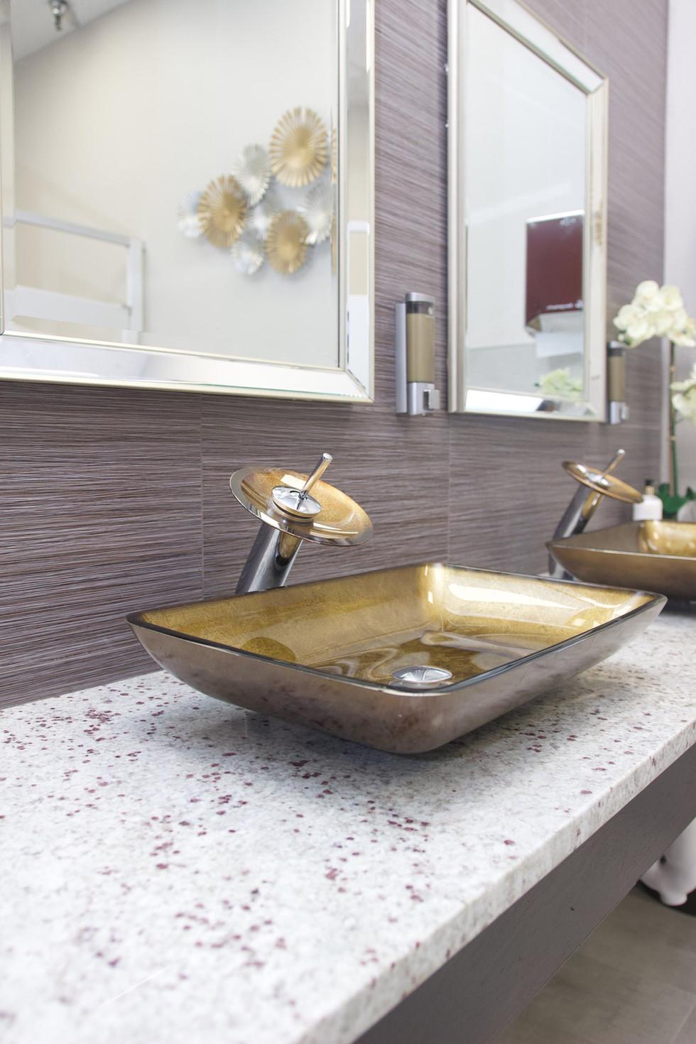Female ADA bathroom