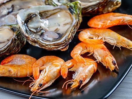 How ocean acidification might affect your next meal