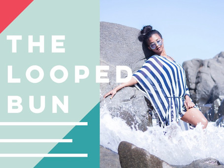 The Looped Bun: 2018 Summer Hair Trends