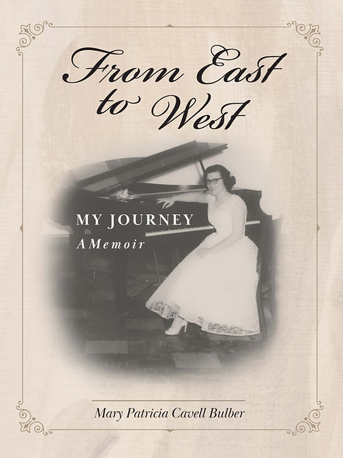 From East to West: My Journey