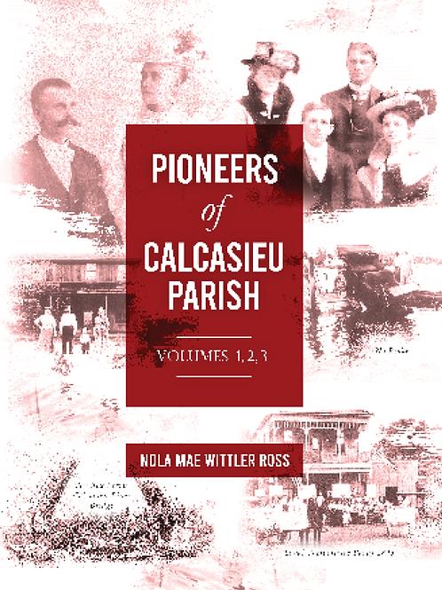 Pioneers of Calcasieu Parish