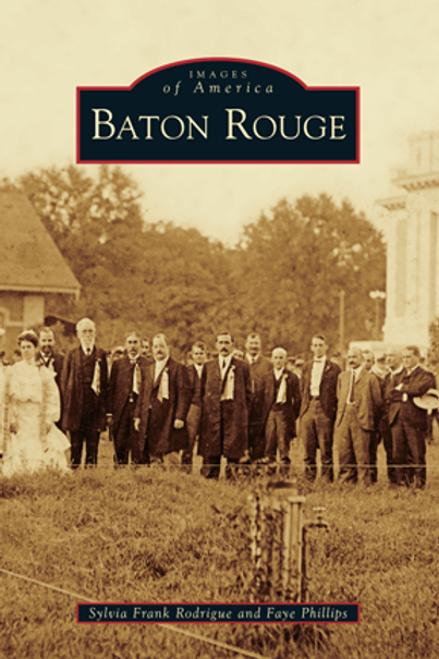 Baton Rouge - Images of America