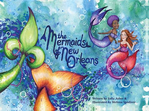 Mermaids of New Orleans