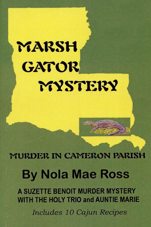 March Gator Mystery