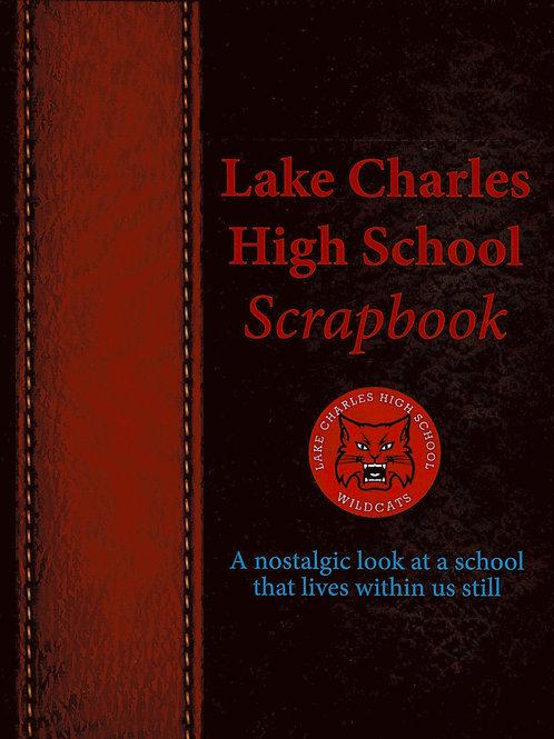Lake Charles High School Scrapbook