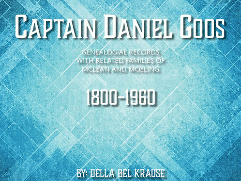 Captain Daniel Goos
