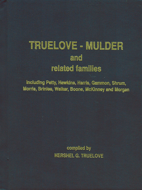 Truelove - Mulder and Related Families