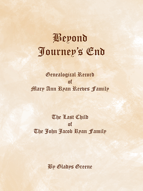 Beyond Journey's End