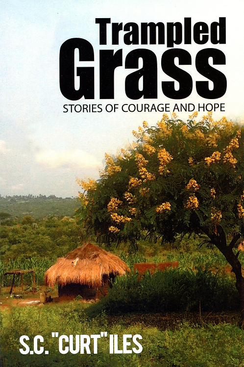 Trampled Grass