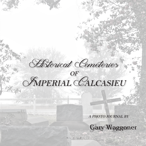 Historical Cemeteries of Imperial Calcasieu