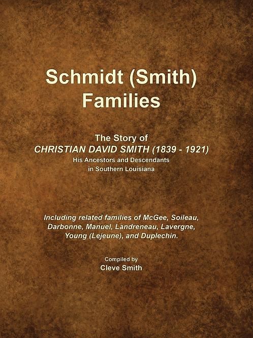 Schmidt (Smith) Families