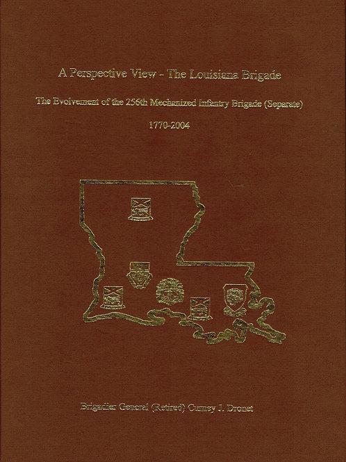 A Perspective View-The Louisiana Brigade