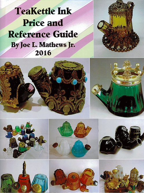 Tea Kettle Ink Price & Reference Guide