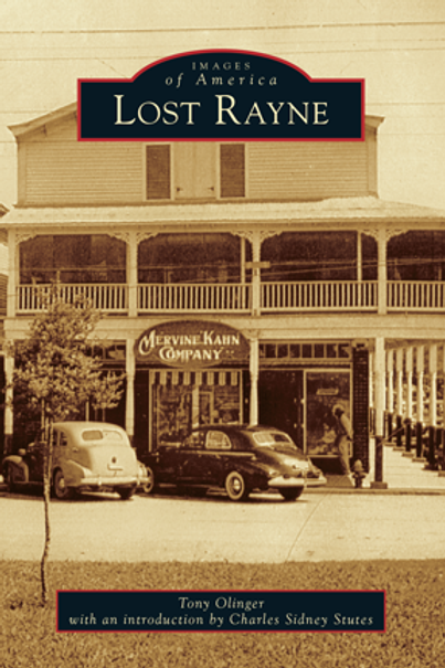 Lost Rayne - Images of America