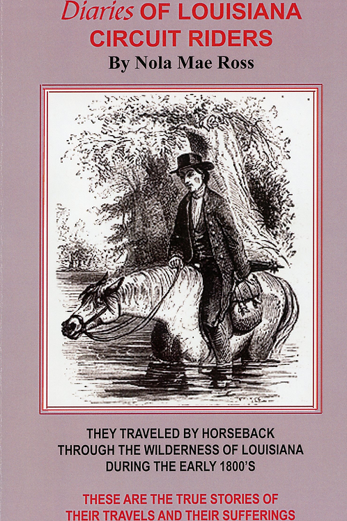 Diaries of Louisiana Circuit Riders