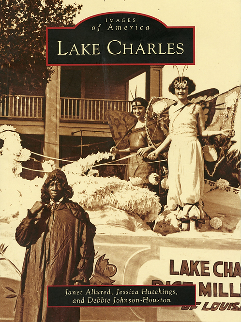 Images of America-Lake Charles
