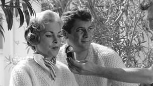 Janet & Tony in sweaters