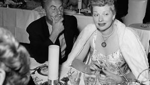 Lucille Ball & Darryl F. Zanuck