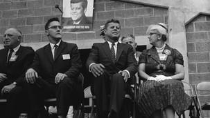 JFK in campaign