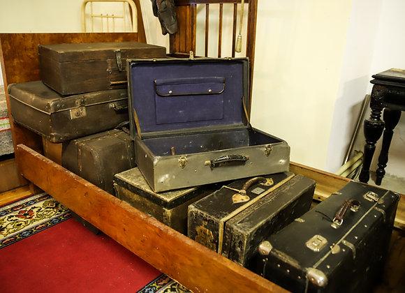 erinevad kohvrid