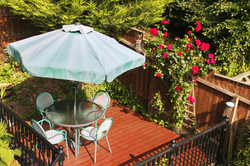Beauthorn Outdoor Seating Area