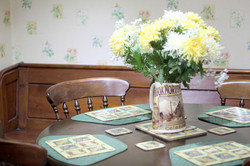 Beauthorn Cottage Dining