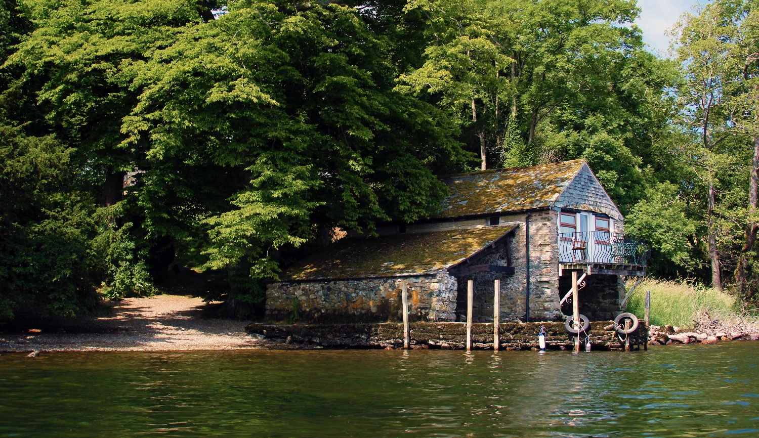 beauthorn boat house lake ullswater