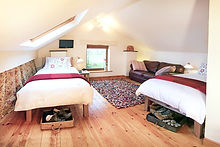 Brush & Boot self catering accommodation