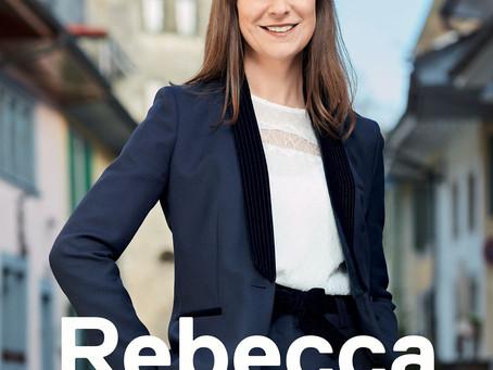 Le PS Morges soutient Rebecca Ruiz au Conseil d'Etat