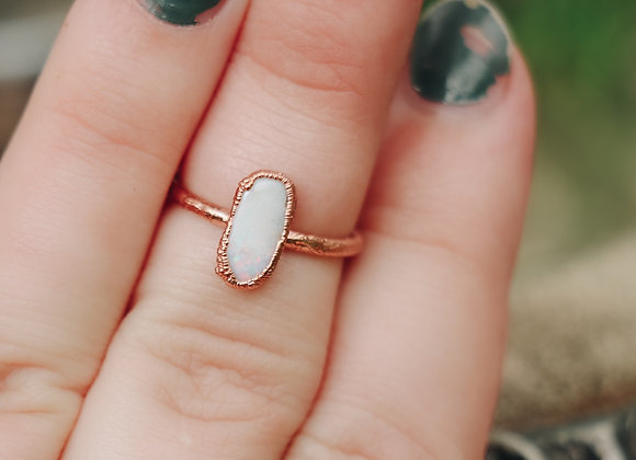 Opal Ring - Size 4.5