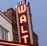 Walt Theatre neon, Walt Theatre marquee, Walt Theater neon, Walt Theater marquee, The Walt, Walt Theatre, Walt Theater, Walt New Haven MO,
