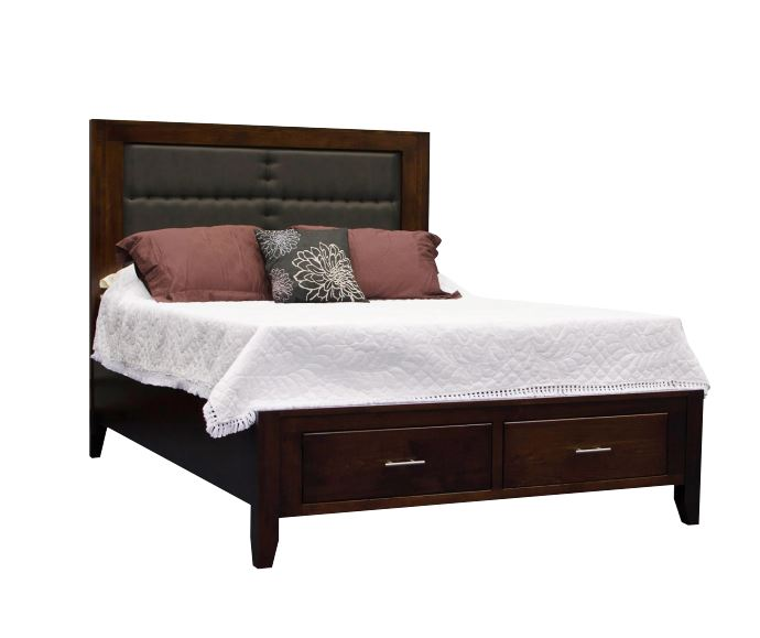 Amish Made Manhattan Bedroom Collection