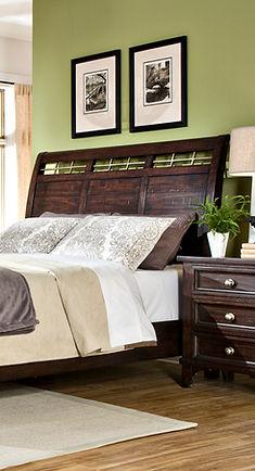 Oak Barrel Furniture Bedroom Sets