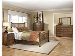 Intercon Oak Park Bedroom Collection