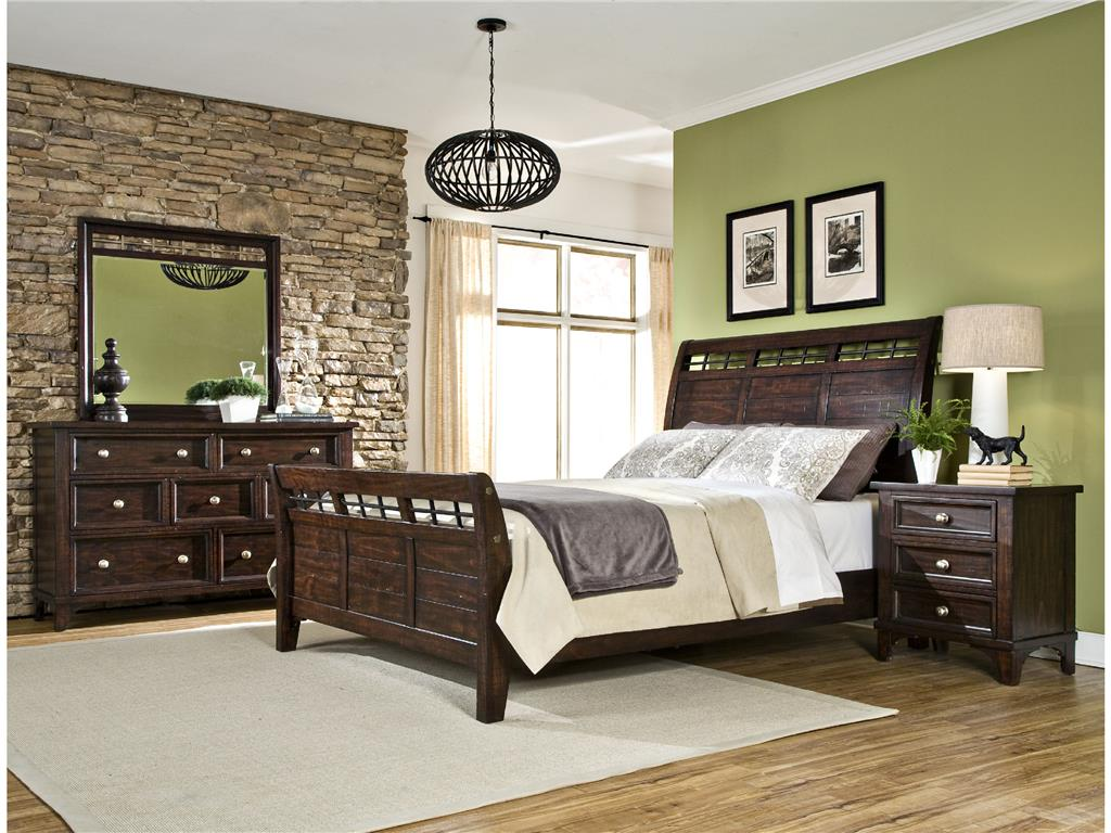 Intercon Hayden Bedroom Set