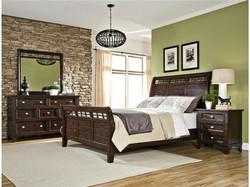 Intercon Hayden Bedroom Set