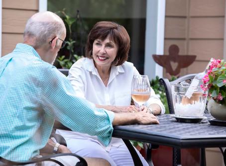 Front Porch Conversation: Featuring  Linda Nugent